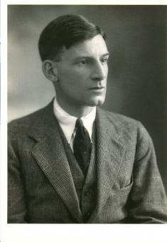 Foto de Siegfried Sassoon