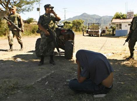 Las decapitaciones, nuevo lenguaje de los 'narcos'