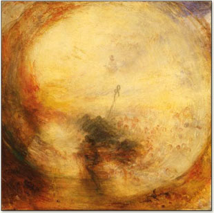 "J.M.W. Turner, ""The Morning After the Deluge"", 1843"