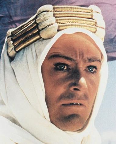 "Peter O'Toole, ""Lawrence de Arabia"""