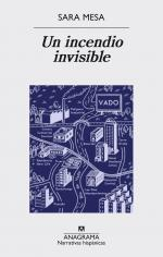 Portada de 'Un incendio invisible'