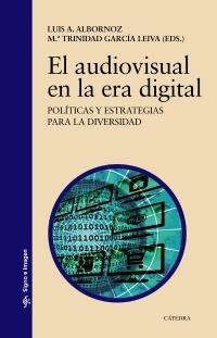 portada de 'El audiovisual en la era digital'