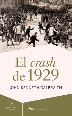 portada de 'El crash de 1929'