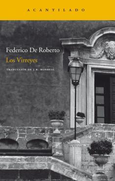 portada de 'Los Virreyes'