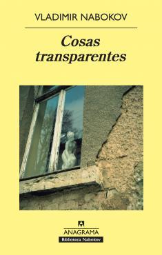 portada de 'Cosas transparentes'