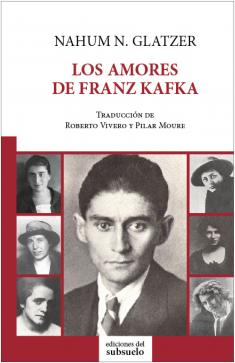 portada de 'Los amores de Franz Kafka'